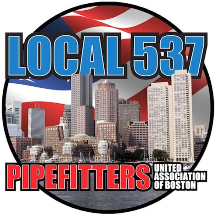 Local 537 Pipefitters Union Logo